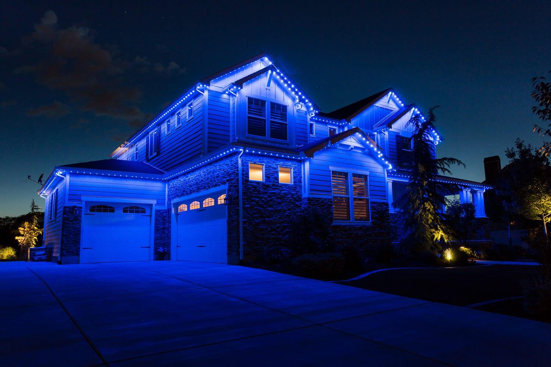 Permanent Led Holiday Lighting Lumen Fx Southern California